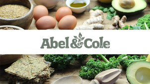 25% Off First 4 Boxes plus Free Cookbook at Abel & Cole
