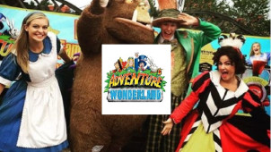 1 Free Entry with 2 Full Paying Adults at Adventure Wonderland