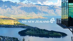 £40 off Return Economy Class Flights from London Heathrow to Auckland, via Los Angeles