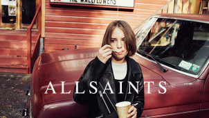 30% Off Selected Knitwear, Coat & Leather Orders at AllSaints