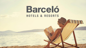 30% Off Plus Extra 10% Off for First 50 Bookings to Selected Cities at Barcelo Hotels & Resorts
