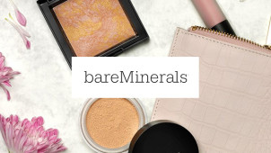 20% Off Orders Over £45 at bareMinerals