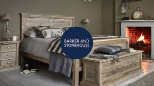 15% off Furniture at Barker and Stonehouse