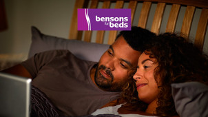 Extra £50 off Mattresses in the Up to 50% Sale at Bensons for Beds