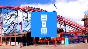 22% Off Wristband + Big Pizza Kitchen Meal Deal at Blackpool Pleasure Beach