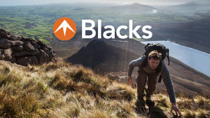 £15 Off Orders Over £80 at Blacks