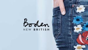 35% Off Dresses Plus Free Delivery & Returns at Boden
