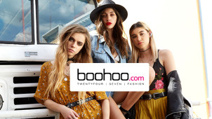 Find £20 Off in the Spring Sale at Boohoo.com