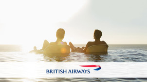Last Minute Deals from £129pp at British Airways