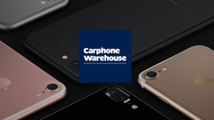 £10 Off Upfront Cost on Samsung Galaxy S7 Edge Orders at Carphone Warehouse