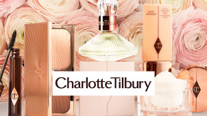 Free Charlotte's Magic Cream Mini with Orders Over £100 at Charlotte Tilbury