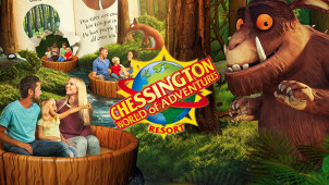 Day Tickets from £28 at Chessington World of Adventures
