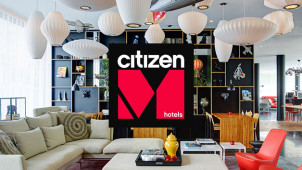 10% Off when your Sign Up to CitizenM