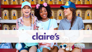 Extra 10% Off Orders at Claire's Accessories