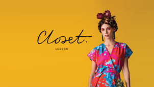 10% Off First Orders Over £50 with Newsletter Sign Ups at Closet