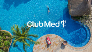 Up to 20% off Holidays at Club Med