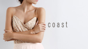 vouchercloud Recommends! Enjoy 50% Off in the Sale at Coast
