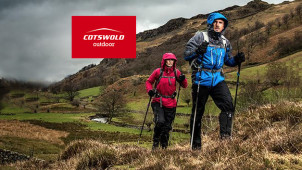 Free Delivery on Orders Over €49 at Cotswold Outdoor