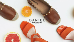10% Off Orders Over £100 at Daniel Footwear