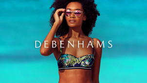 10% Off Orders Over £50 at Debenhams