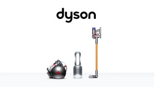 Up to £170 Off Selected Dyson Technology at Dyson