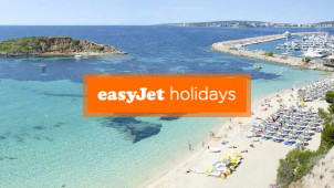 £20 off Holiday Bookings Over £800 at Easyjet Holidays
