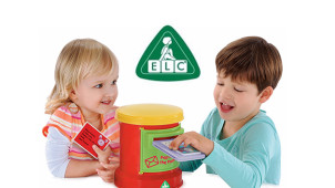 £10 Off Full-priced Toys Over £50 at ELC