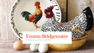15% Off Orders at Emma Bridgewater