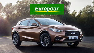 £10 off Bookings Over £100 at Europcar