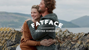 Women's Coat's & Jackets from £35 at Fat Face