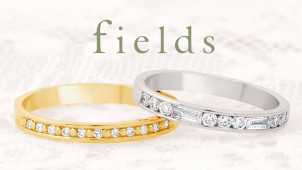 Buy 1 Wedding Ring, Get the Second Half Price at Fields