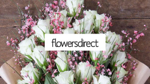 15% Off Orders at Flowers Direct