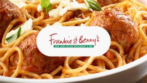 Kids Eat for £1 at Frankie & Benny's