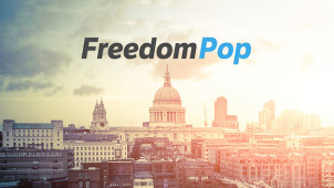 One Free Month Premium 2250MB Data with a FreedomPop SIM Card