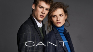 Free Delivery on Orders Over £50 at GANT