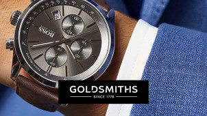 25% Off Selected Classic Watches at Goldsmiths