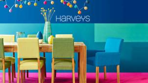 10% off Orders at Harveys Furniture Store