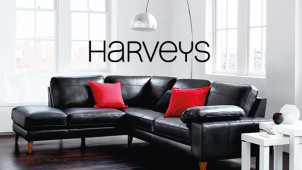 10% Off Orders at Harveys Furniture Store
