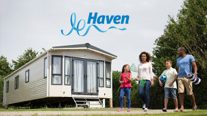 Up to 25% off All 2017 Family Holidays at Haven Holidays