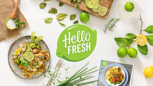 50% off First and Third Box at Hello Fresh