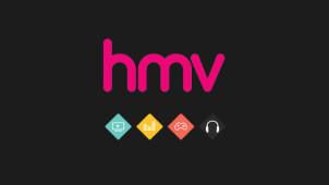 Bank Holiday Sale at HMV
