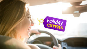 Up to 28% off Parking, Hotels and Lounges + Pre-book and Save up to 60% at Holiday Extras