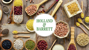 £10 Off Orders Over £50 at Holland & Barrett