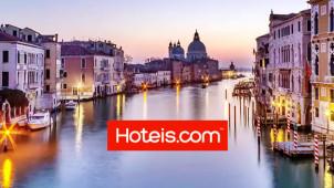 Cupom de 8% de desconto em reservas de hotéis
