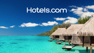 10% Off Bookings at Hotels.com