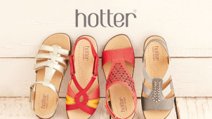 20% Off Orders at Hotter Shoes