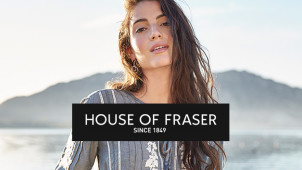 Find Up to 50% Off in the Sale at House of Fraser