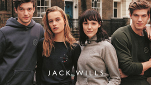 20% off Selected Outerwear and Knitwear at Jack Wills