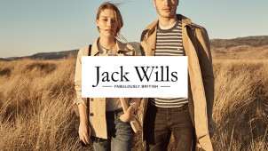 Up to 60% Off in the Mid Season Sale at Jack Wills - Ending Tomorrow!