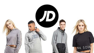 Up to 50% Off Sale Items at JD Sports